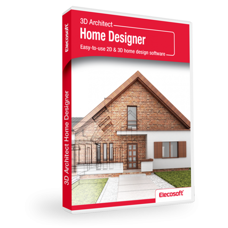 3d Architect Home Designer Pro Software: Powerful 2D And 3D Architectural CAD Software: 3D