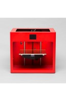 Craftbot 3D printer red