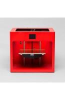 Craftbot 3D printer red