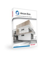 Arcon Evo CAD application for architectural drawing and design