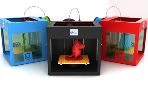 Craftbot 3D printers for architect