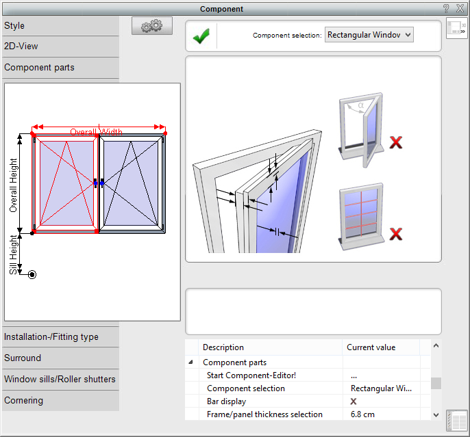 Powerful 2d And 3d Architectural Cad Software Interface
